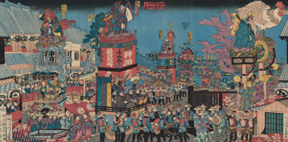 ... 日本三大祭り』『江戸三大祭り